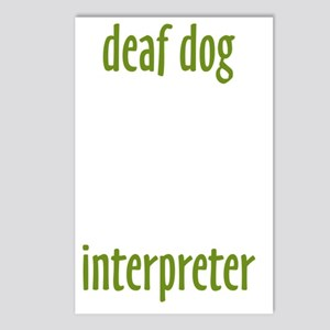 InterpreterWasabi Postcards (Package of 8)