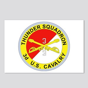 DUI - 3rd Squadron - 3rd ACR Postcards (Package of