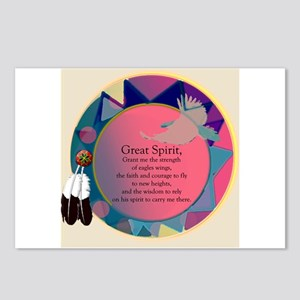 New Spirit Postcards (Package of 8)