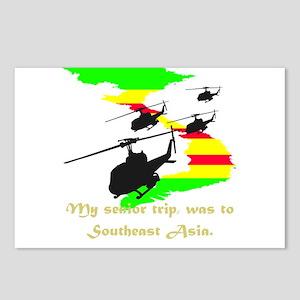 Senior Trip Postcards (Package of 8)
