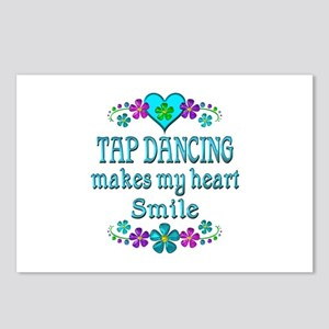Tap Dancing Smiles Postcards (Package of 8)