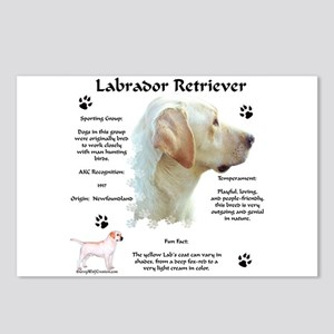 Lab 8 Postcards (Package of 8)
