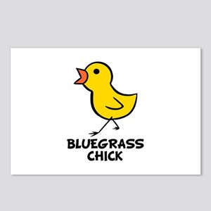 Bluegrass Chick Postcards (Package of 8)