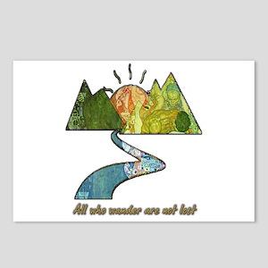 Wander Postcards (Package of 8)