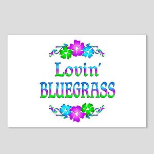 Lovin Bluegrass Postcards (Package of 8)