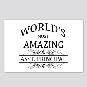 World's Most Amazing Asst Postcards (Package of 8)