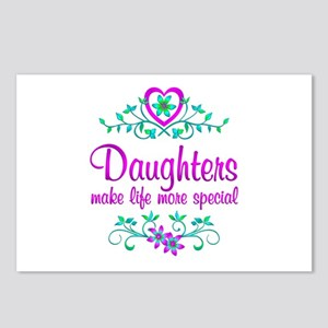 Special Daughter Postcards (Package of 8)