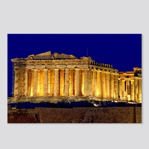 PARTHENON 2 Postcards (Package of 8)