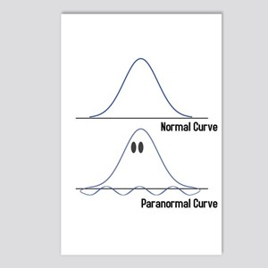Normal-ParaNormal Postcards (Package of 8)