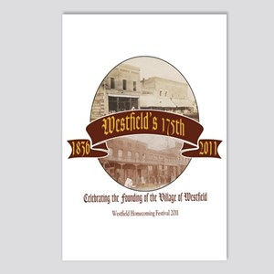 Westfield Homecoming Festival Postcards (Package o