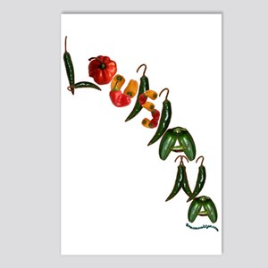 Louisiana Chilis Postcards (Package of 8)