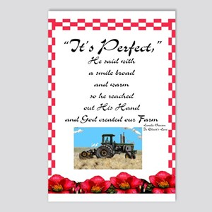 It's Perfect, He Said: Postcards (Package of 8)