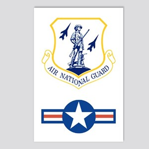 Air National Guard<BR> 8 Postcards