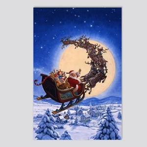 Merry Christmas to All_PO Postcards (Package of 8)