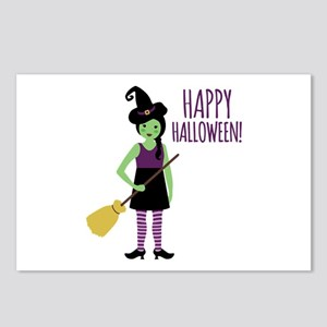 Happy Halloween! Postcards (Package of 8)