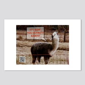 Gordon Ramsay Drama Llama Postcards (Package of 8)