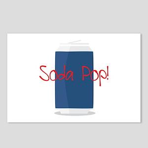 Sopa Pop Postcards (Package of 8)
