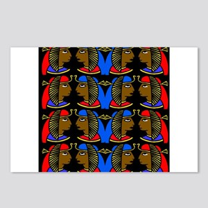 African history Postcards (Package of 8)