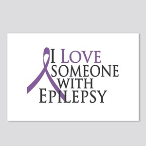 Love Someone with Epilepsy Postcards (Package of 8