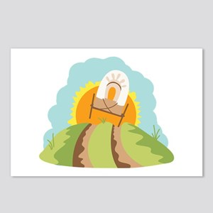 Covered Wagon Postcards (Package of 8)