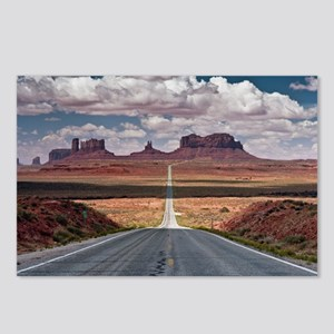 Monument Valley. Postcards (Package of 8)
