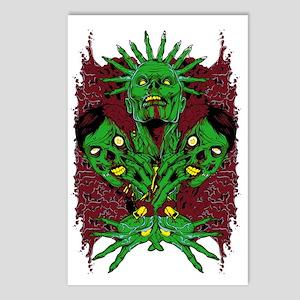 Metal Artworks Design #2 Postcards (Package of 8)