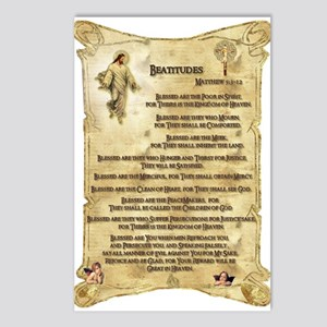 Beatitudes Postcards (Package of 8)