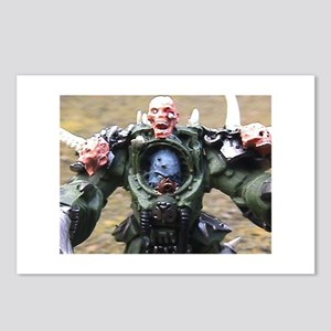 Zombie Lord Postcards (Package of 8)