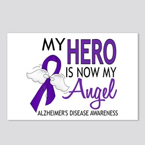 Alzheimers Hero Now My An Postcards (Package of 8)