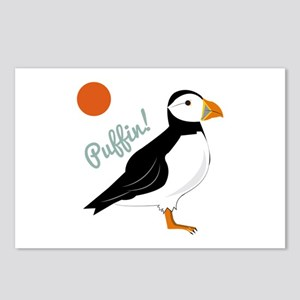 Puffin! Bird Postcards (Package of 8)