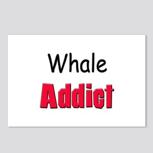 Whale Addict Postcards (Package of 8)