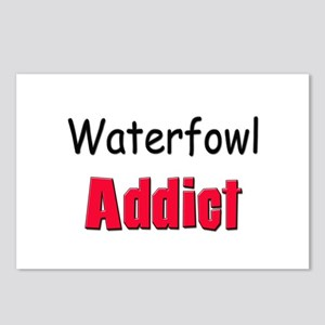 Waterfowl Addict Postcards (Package of 8)