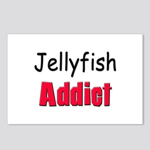 Jellyfish Addict Postcards (Package of 8)
