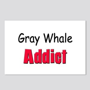 Gray Whale Addict Postcards (Package of 8)