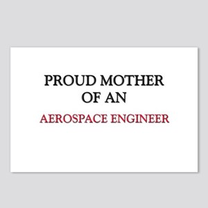 Proud Mother Of An AEROSPACE ENGINEER Postcards (P