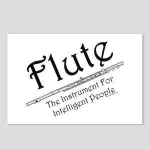 Intelligent Flute Postcards (Package of 8)