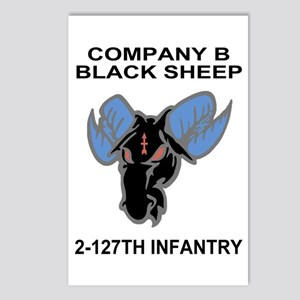 2-127th Infantry <BR>8 B Co. Micro-Posters