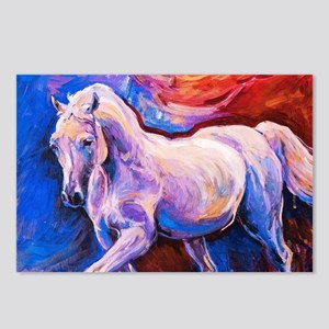 Horse Painting Postcards (Package of 8)