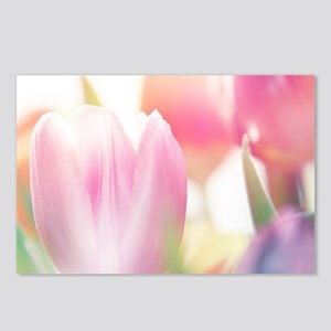 Beautiful Tulips Postcards (Package of 8)