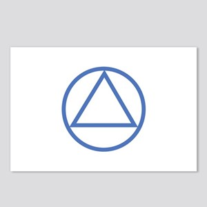 ALCOHOLICS ANONYMOUS Postcards (Package of 8)