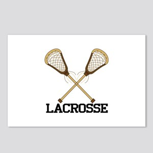 Lacrosse Postcards (Package of 8)