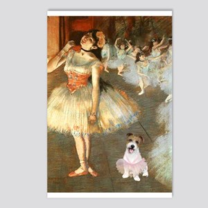 BalletClass-JackRussell #11 Postcards (Package of