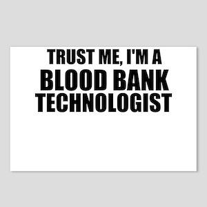 Trust Me, I'm A Blood Bank Technologist Postcards