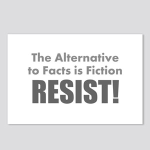 Just the Facts Postcards (Package of 8)