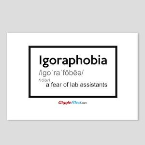 Igoraphobia 02 Postcards (Package of 8)