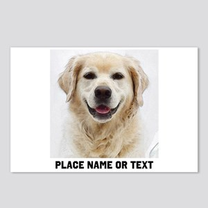 Dog Photo Customized Postcards (Package of 8)
