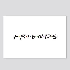 Friends are funny Postcards (Package of 8)