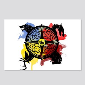 Game of Thrones Sigil Postcards (Package of 8)