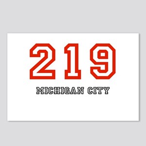 219 Postcards (Package of 8)