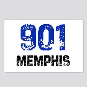 901 Postcards (Package of 8)